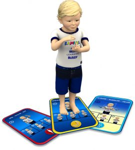 samuel signs-sign baby-educational game-signs language -seasign- augmented reality 2