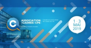 Association des cadres CPE - Congrès 2019 - Samuel Signes