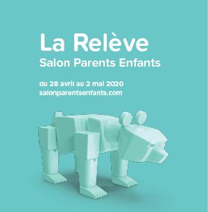 La relève - Salon Parents Enfants - événement virtuel - Samuel Signes